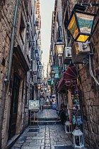 Centrum Dubrovniku je opravdu kouzelné. Zde si od slunečních paprsků zaručeně odpočinete...