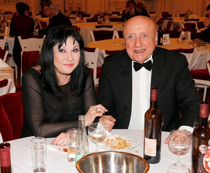 Dagmar Patrasová věřila, že její manžel bude po rozchodu s Lucií Gelemovou sekat dobrotu.