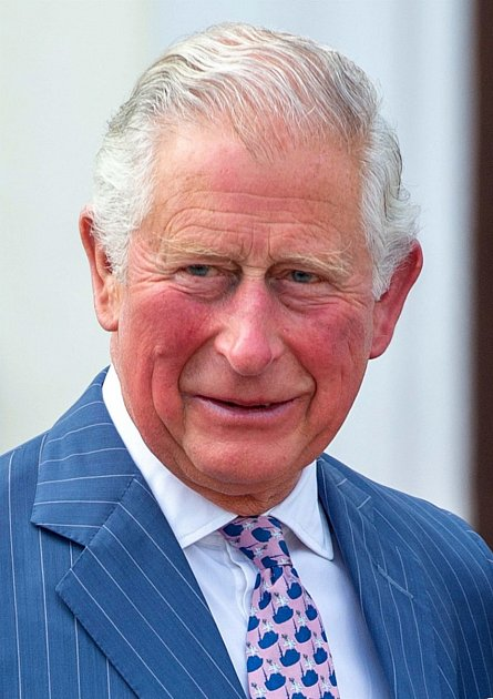 Původní plán zněl, že na její místo nastoupí princ Philip, vté době už stoletý stařík. Princ Charles, právoplatný dědic trůnu, má skrálovskou korunou zcela jiné plány!