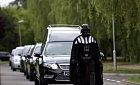 Malý chlapeček si přál, aby jeho pohřební průvod vedl Darth Vader. Splněno.