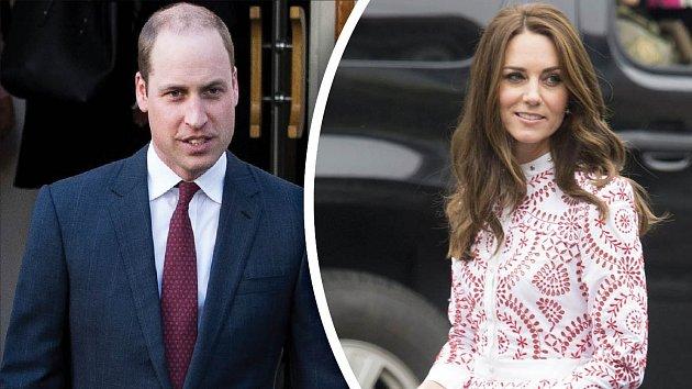 William už přestal mít s Kate trpělivost a rázně bouchl do stolu.