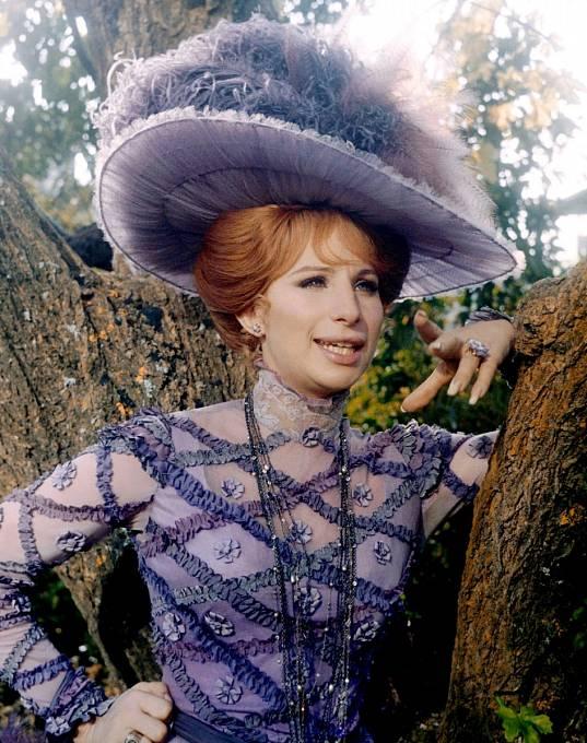 Nejslavnější roli dostala vmuzikálu Hello, Dolly! (1969). Natáčení ale bylo dost onervy.