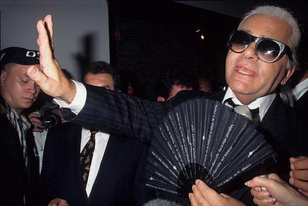 Lagerfeld má nečekané představy o lásce.