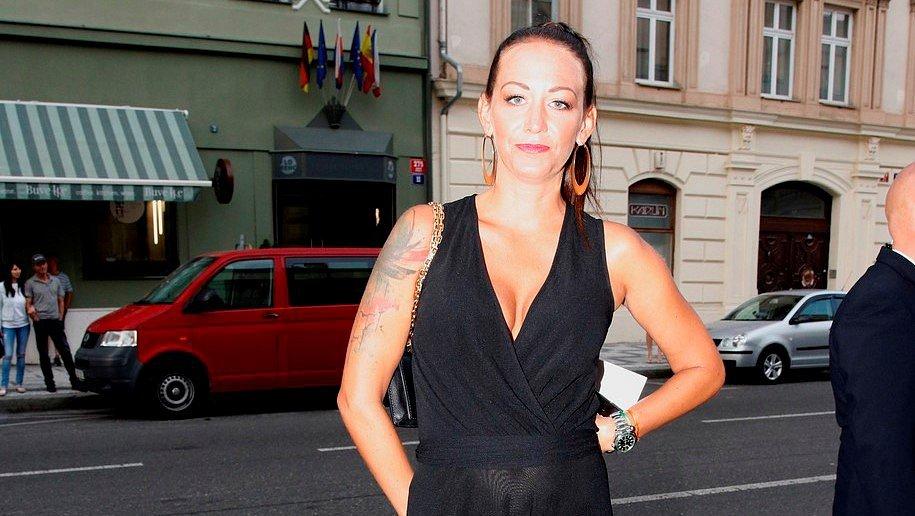 Agáta Prachařová Hanychová