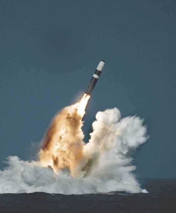 Rakety odpálené z ponorek patří mezi nejděsivější zbraně. K-219 jich měla šestnáct.
