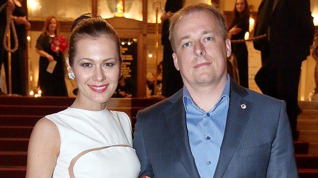 Jana Doleželová a David Trunda