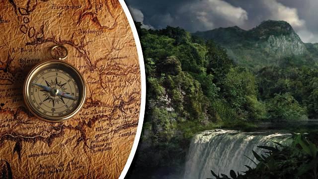 Kdesi v amazonské džungli se prý skrývá bájný poklad.