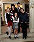 Seriálová rodinka bavila miliony diváků po celém světě.