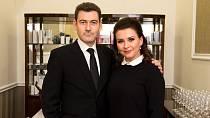 S herečkou Danou Morávkovou si jsou blízcí.