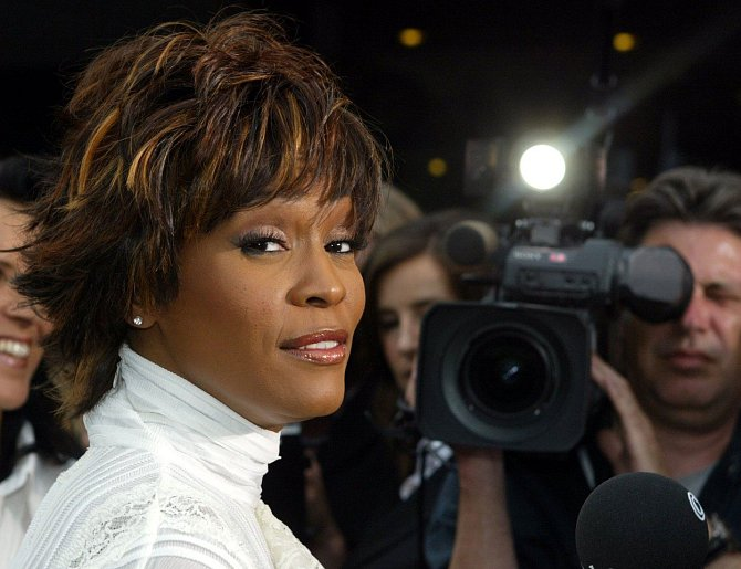 Whitney Houston, 2004