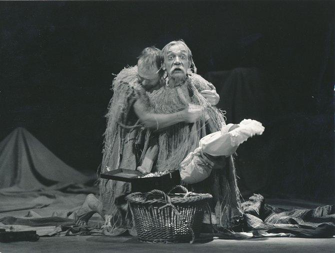 Herec Josef Kemr se prezentoval jako silně věřící muž.