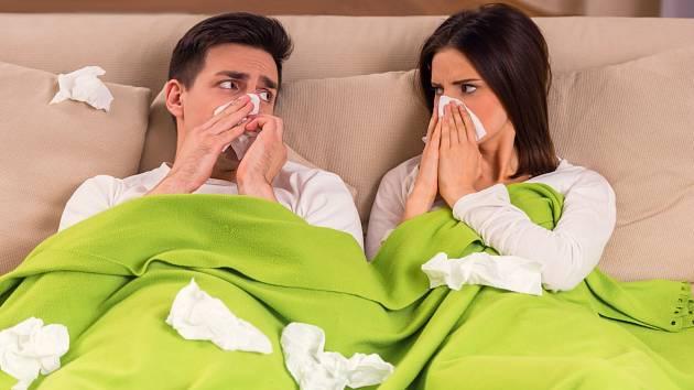 Chřipka otráví každého...