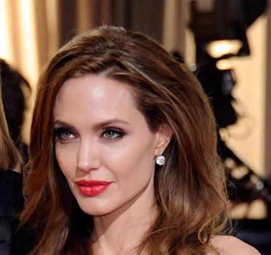 Angelina Jolie, která ji samozřejmě ihrála.