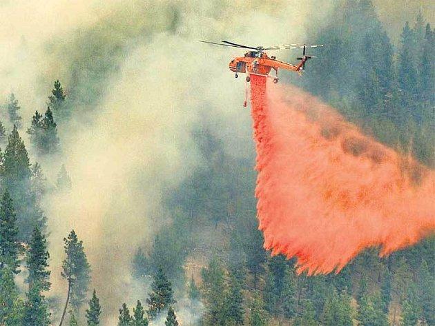 Země je bez vody, hrozí požáry na téměř celém území republiky.
