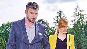 Petr Koukal a Gabriela Koukalová