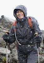 Záliba v horolezectví ji málem stála život.