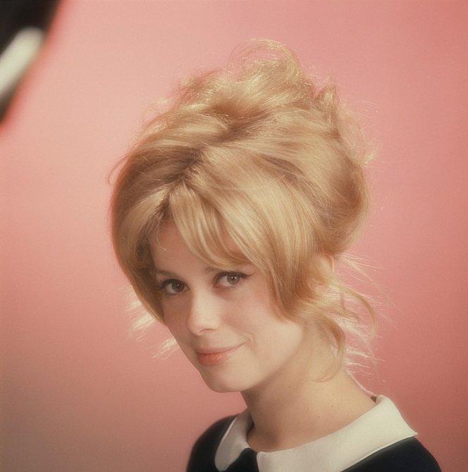 Mnozí o Catherine říkali, že je kopií Brigitte Bardot.