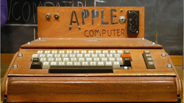 První počítač od Apple (1975)