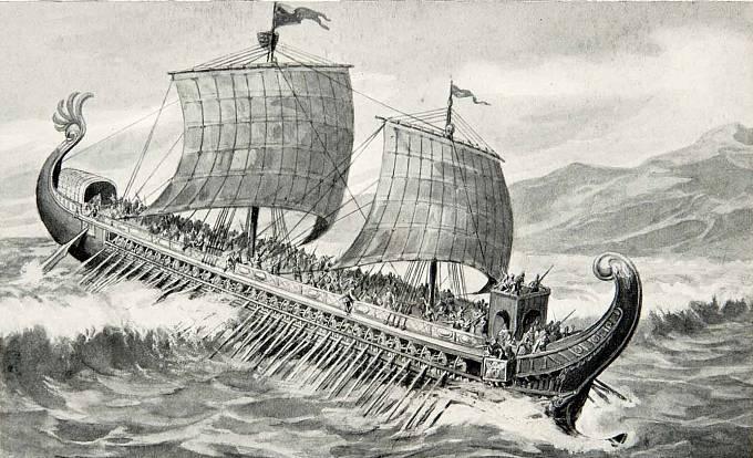 Féničané byli zdatní mořeplavci. Proč by nemohli doplout až doAmeriky?