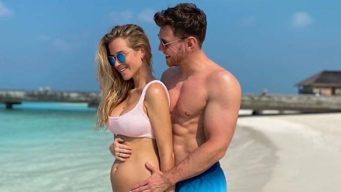 Veronika Kopřivová Miroslav Dubovický budou za pár měsíců rodiči.