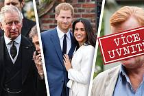 Identita otce prince Harryho konečně odhalena!