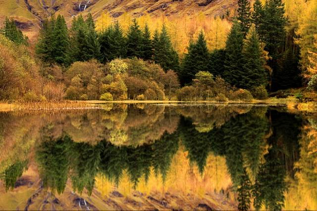 Loch Torren, Skotsko