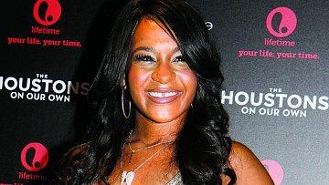 Dcera zesnulé zpěvačky Whitney Houstonové Bobbi Kristina.