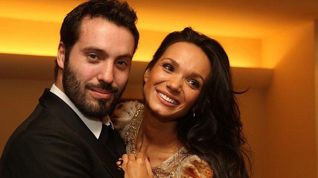 Václav a Gábinou jsou už manželé.