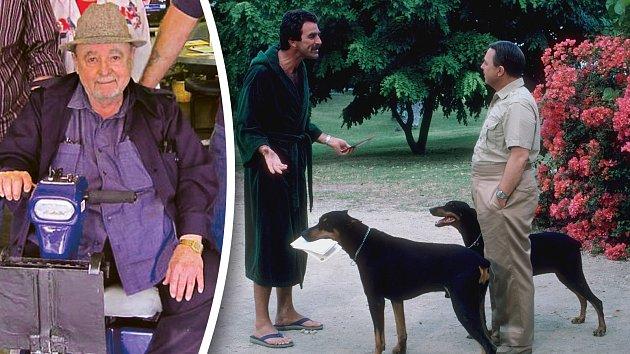 John Hillerman dodnes s láskou vzpomíná na seriál Magnum a hádky s Tomem Selleckem.