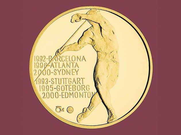 Tahle medaile bude mít asi největší cenu: Jan Železný získal svůj třetí titul mistra světa v roce 2001!
