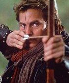 Robin z Locksley, neboli Robin Hood se vrací z Jeruzaléma, kde byl uvězněn, aby usedl zpět na místo, které mu po právu náleží. Zjišťuje ale, že jeho místo lorda bylo v podstatě zabráno šerifem z Nottingamu, který chce bojovat proti králi Richardovi.