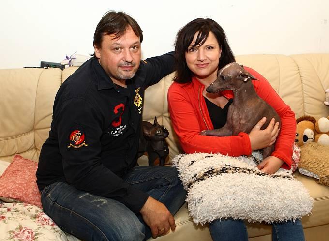 Šárka Rezková s přítelem potvrdila, že Gottová pije první ligu.