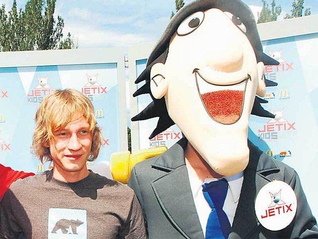 Zbyněk Drda je nejoblíbenějším zpěvákem dětí.