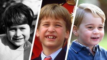 Nové fotky! Mamánek princ George dospívá a nabírá na roztomilosti! - Šíp