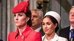 Dlouhá léta se spekuluje o osobní válce mezi Meghan Markle a Kate Middleton.