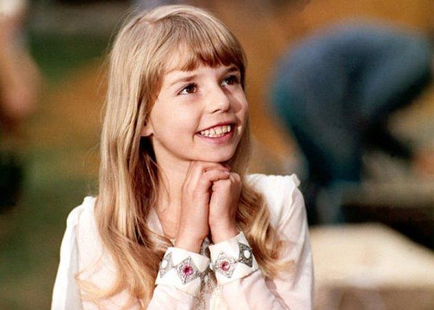 Taková to byla rozkošná holčička.