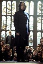 Severuse Snapea hrál Alan Rickman.