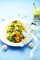 Salát sdýní ašpenátem