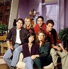 Hvězdy Přátel se díky seriálu dočkaly popularity po celém světě.