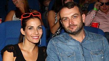 Eva Decastelo a její manžel René Decastelo