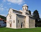 Pýchou kláštera je 30 metrů vysoký kostel. Díky němu je komplex naseznamu UNESCO.