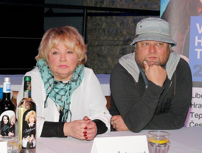Adam Pavlík se o Heidi velmi bál, její zranění ale nakonec nebylo vážné.