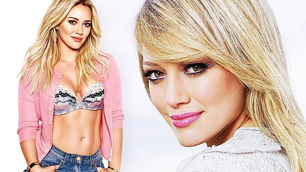 Nádherná herečka Hilary Duffová... Jenže to už bohužel neplatí!