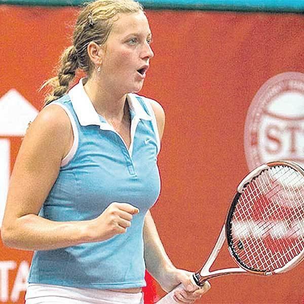 Sedmnáctiletá Češka šokovala v prvním kole v Memphisu skalpem Venus Williamsové.
