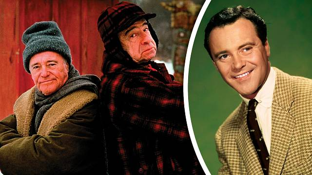 Jack Lemmon rozdával radost celý život. Jeho oblíbeným parťákem byl Walter Matthau.