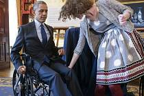 Barack Obama bojuje se zdravím.