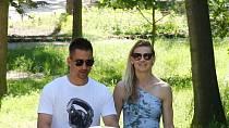 Exmanžel žije ve spokojeném vztahu s bývalou profesionální tenistkou Lucií Šafářovou.