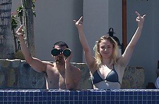 Sophie Turner a Joe Jonas