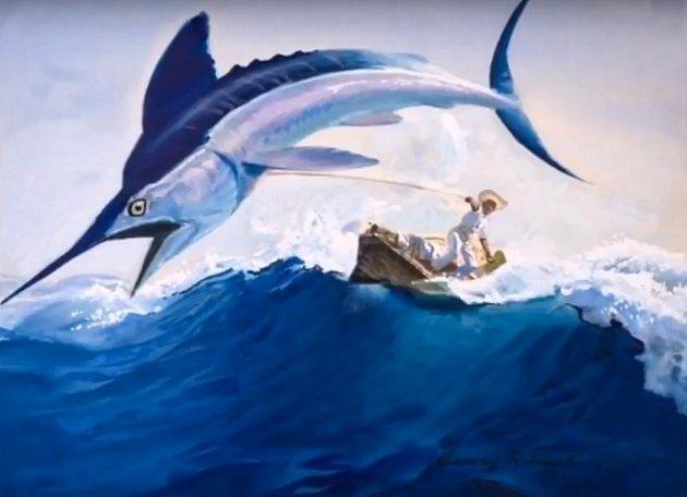 Ernest Hemingway - Stařec a moře