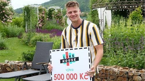 Vítěz reality show LIKE HOUSE Jenis